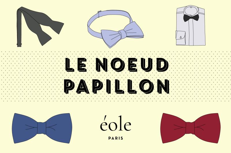 979243fd178d5 Comment Bien Choisir Et Porter Son Noeud Papillon ?