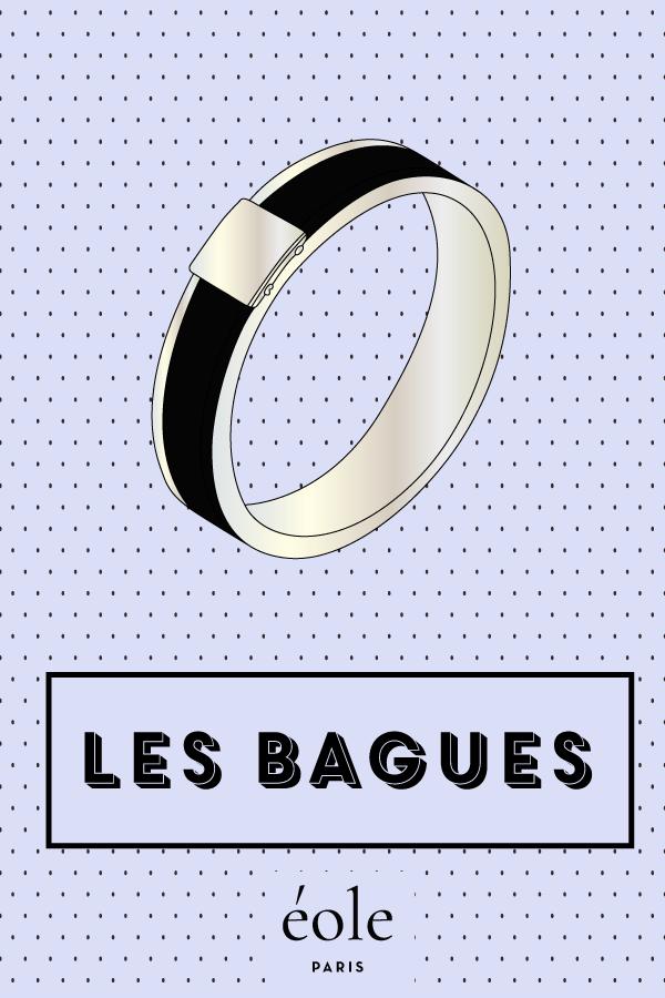 Les bagues - EOLE PARIS