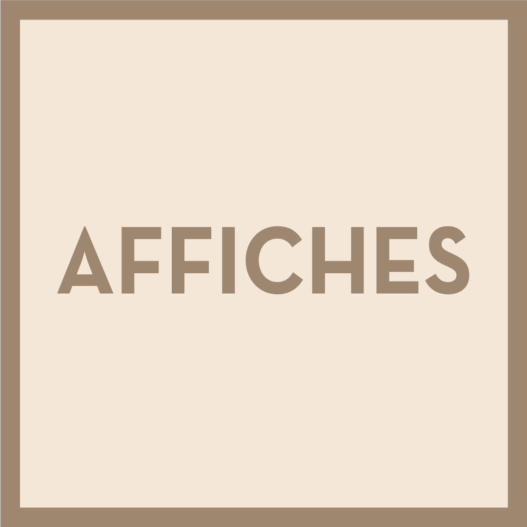 affiches icons