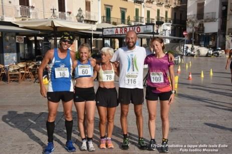 Foto Quarta Tappa Lipari - 17° Giro Podistico delle Isole Eolie - 1