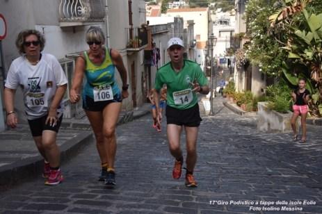 Foto Quarta Tappa Lipari - 17° Giro Podistico delle Isole Eolie - 112