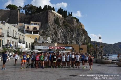 Foto Quarta Tappa Lipari - 17° Giro Podistico delle Isole Eolie - 13