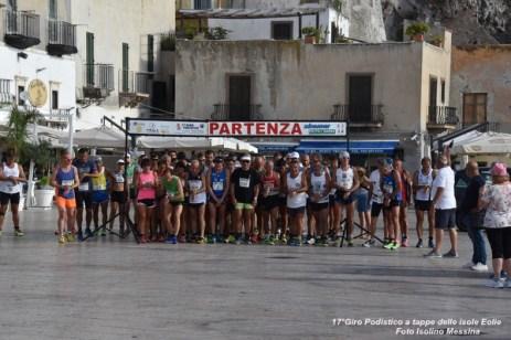 Foto Quarta Tappa Lipari - 17° Giro Podistico delle Isole Eolie - 14
