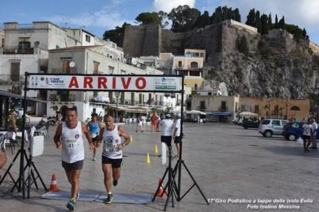 Foto Quarta Tappa Lipari - 17° Giro Podistico delle Isole Eolie - 244