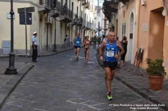 Foto Quarta Tappa Lipari - 17° Giro Podistico delle Isole Eolie - 29