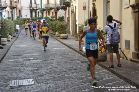 Foto Quarta Tappa Lipari - 17° Giro Podistico delle Isole Eolie - 47