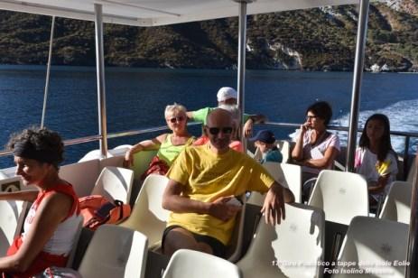 Foto Terza Tappa Salina - 17° Giro Podistico delle Isole Eolie - 1