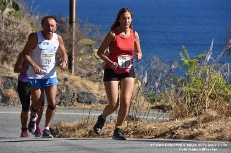 Foto Terza Tappa Salina - 17° Giro Podistico delle Isole Eolie - 100
