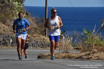 Foto Terza Tappa Salina - 17° Giro Podistico delle Isole Eolie - 109