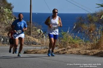 Foto Terza Tappa Salina - 17° Giro Podistico delle Isole Eolie - 110