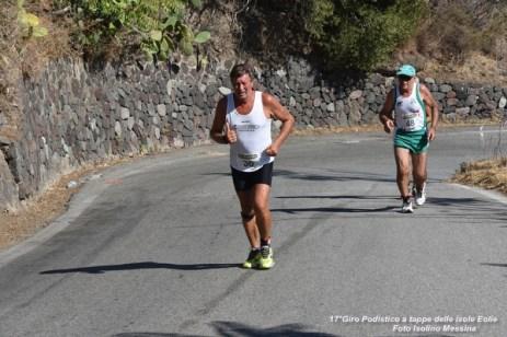 Foto Terza Tappa Salina - 17° Giro Podistico delle Isole Eolie - 122