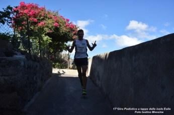 Foto Terza Tappa Salina - 17° Giro Podistico delle Isole Eolie - 176