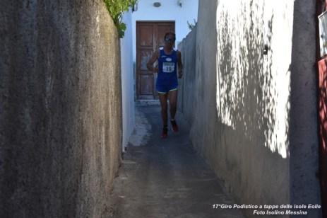 Foto Terza Tappa Salina - 17° Giro Podistico delle Isole Eolie - 196