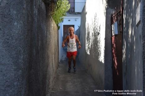 Foto Terza Tappa Salina - 17° Giro Podistico delle Isole Eolie - 199