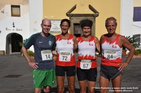 Foto Terza Tappa Salina - 17° Giro Podistico delle Isole Eolie - 23