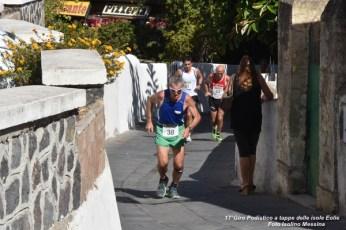 Foto Terza Tappa Salina - 17° Giro Podistico delle Isole Eolie - 241