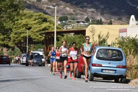 Foto Terza Tappa Salina - 17° Giro Podistico delle Isole Eolie - 243