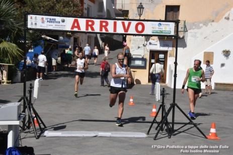 Foto Terza Tappa Salina - 17° Giro Podistico delle Isole Eolie - 273