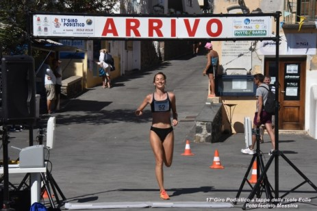Foto Terza Tappa Salina - 17° Giro Podistico delle Isole Eolie - 276