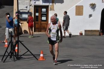 Foto Terza Tappa Salina - 17° Giro Podistico delle Isole Eolie - 307