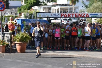 Foto Terza Tappa Salina - 17° Giro Podistico delle Isole Eolie - 32