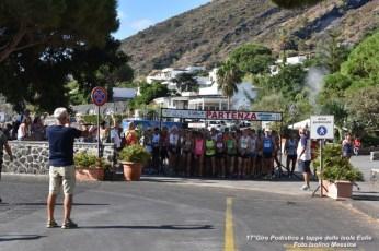 Foto Terza Tappa Salina - 17° Giro Podistico delle Isole Eolie - 33