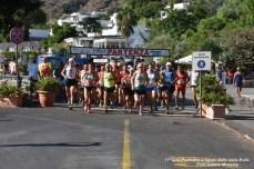 Foto Terza Tappa Salina - 17° Giro Podistico delle Isole Eolie - 37