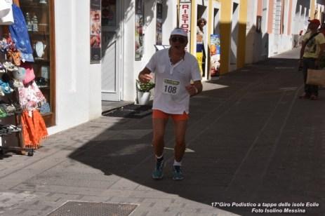 Foto Terza Tappa Salina - 17° Giro Podistico delle Isole Eolie - 427