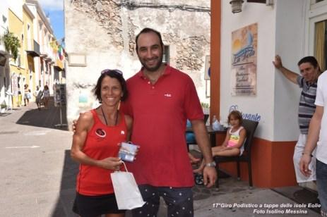 Foto Terza Tappa Salina - 17° Giro Podistico delle Isole Eolie - 433