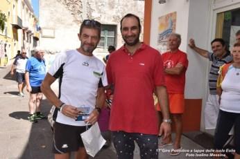 Foto Terza Tappa Salina - 17° Giro Podistico delle Isole Eolie - 443
