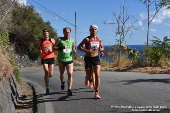 Foto Terza Tappa Salina - 17° Giro Podistico delle Isole Eolie - 55