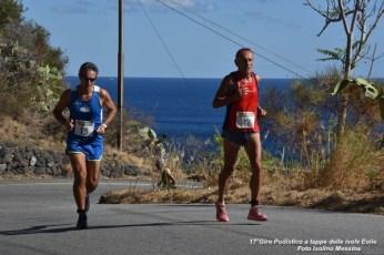 Foto Terza Tappa Salina - 17° Giro Podistico delle Isole Eolie - 65