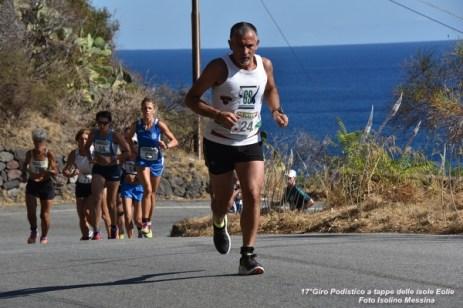 Foto Terza Tappa Salina - 17° Giro Podistico delle Isole Eolie - 78