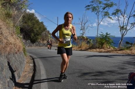 Foto Terza Tappa Salina - 17° Giro Podistico delle Isole Eolie - 86