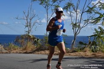 Foto Terza Tappa Salina - 17° Giro Podistico delle Isole Eolie - 87