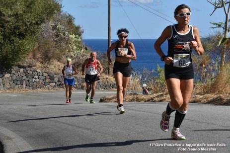 Foto Terza Tappa Salina - 17° Giro Podistico delle Isole Eolie - 89