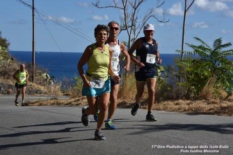 Foto Terza Tappa Salina - 17° Giro Podistico delle Isole Eolie - 97
