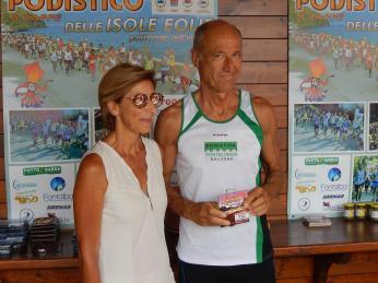 Premiazione 17° Giro Podistico delle Isole Eolie - 21