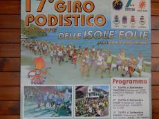 Premiazione 17° Giro Podistico delle Isole Eolie - 4