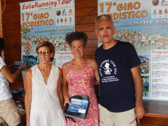 Premiazione 17° Giro Podistico delle Isole Eolie - 43
