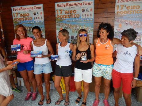 Premiazione 17° Giro Podistico delle Isole Eolie - 45