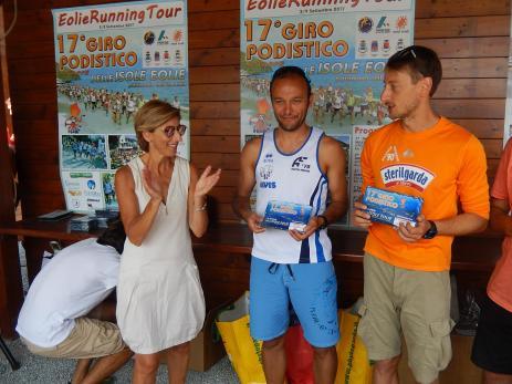 Premiazione 17° Giro Podistico delle Isole Eolie - 56