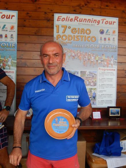 Premiazione 17° Giro Podistico delle Isole Eolie - 67
