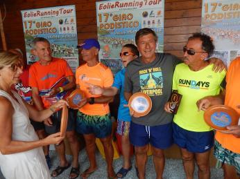 Premiazione 17° Giro Podistico delle Isole Eolie - 80
