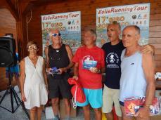 Premiazione 17° Giro Podistico delle Isole Eolie - 84