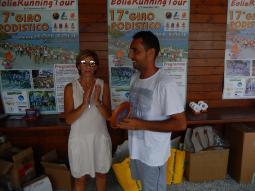 Premiazione 17° Giro Podistico delle Isole Eolie - 93