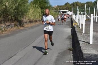 Prima Tappa Vulcano - Giro Podistico delle Isole Eolie 2017 - 105