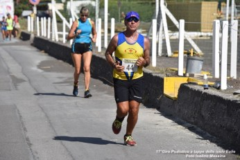 Prima Tappa Vulcano - Giro Podistico delle Isole Eolie 2017 - 150