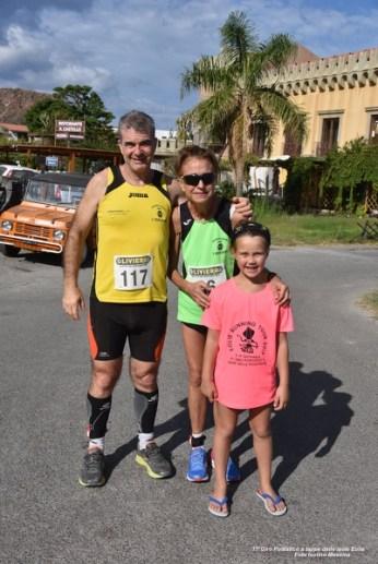 Prima Tappa Vulcano - Giro Podistico delle Isole Eolie 2017 - 18