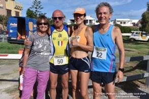 Prima Tappa Vulcano - Giro Podistico delle Isole Eolie 2017 - 2